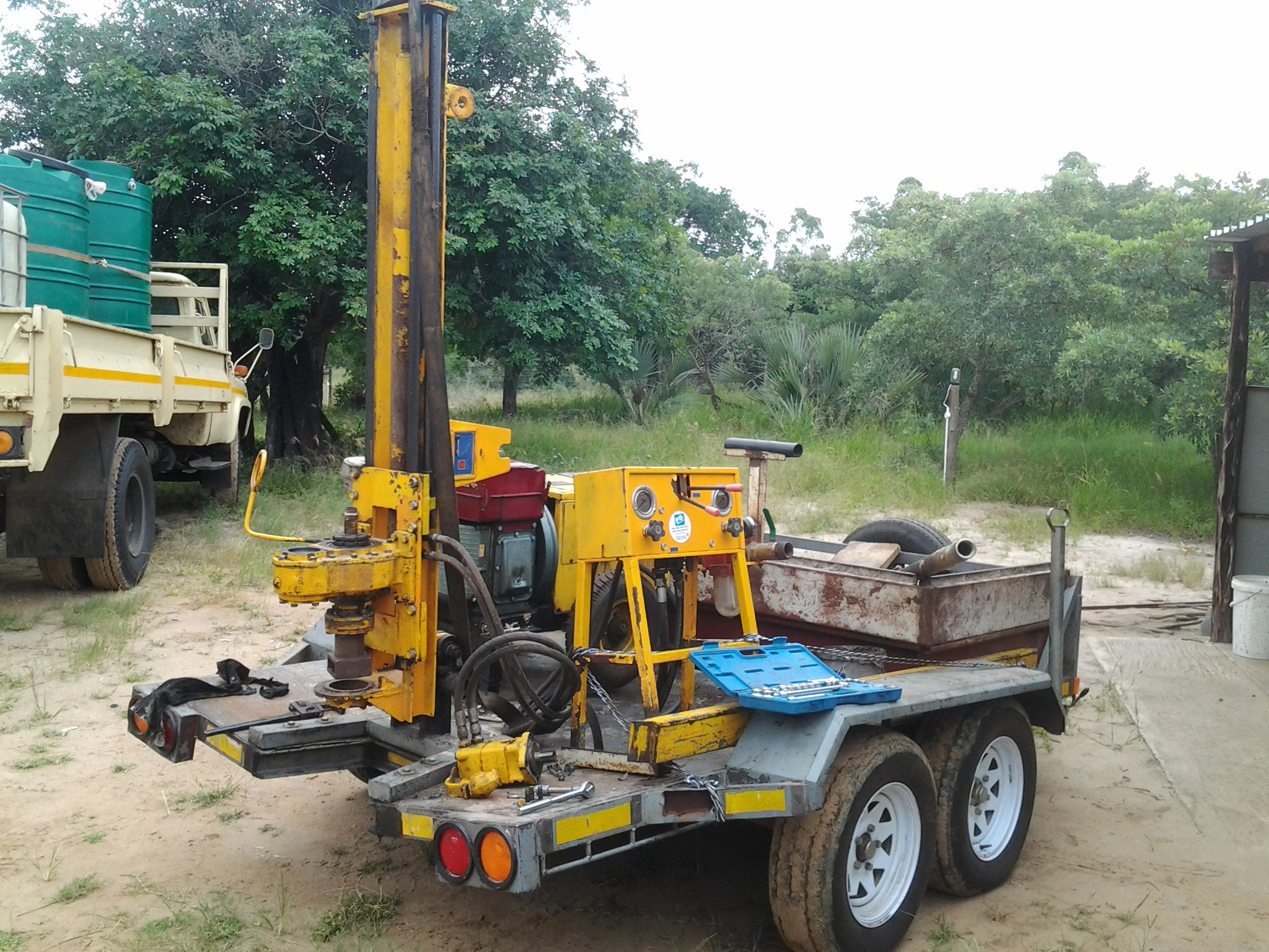 Borehole Drilling Companies in Eastern Cape