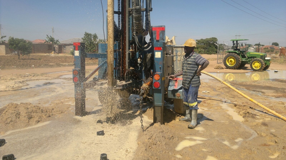 Borehole Drilling Companies in North West