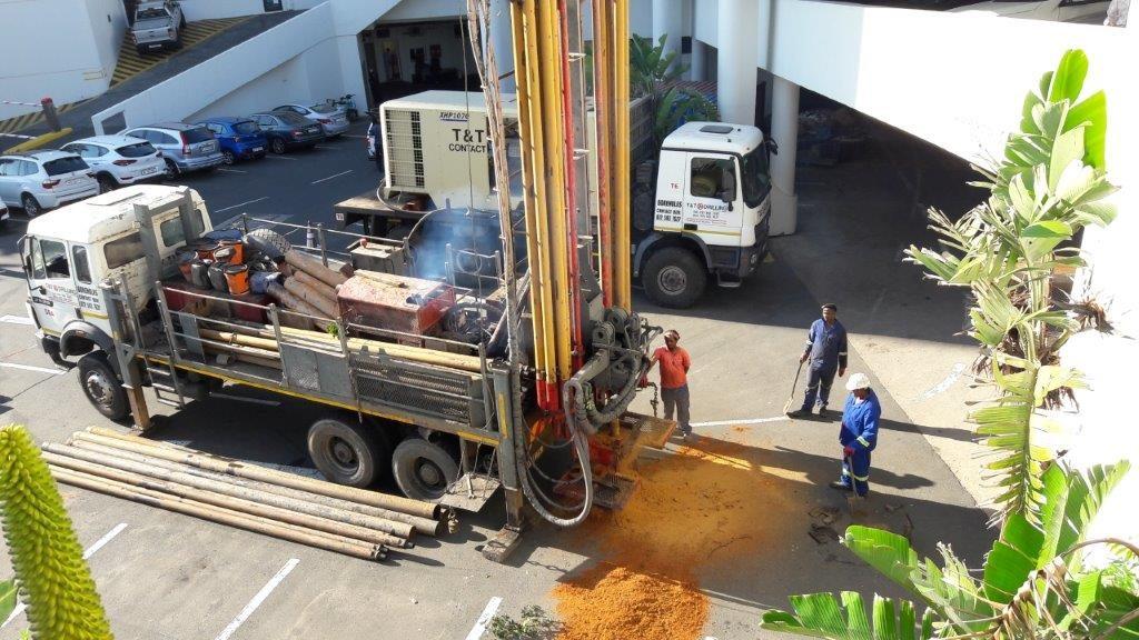 Borehole drilling Ladysmith