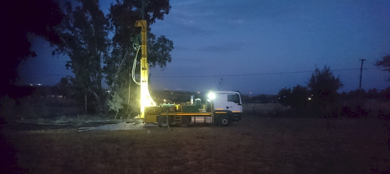 Borehole Drilling Brakpan