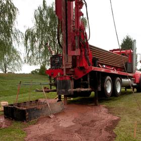 Borehole Installation Process